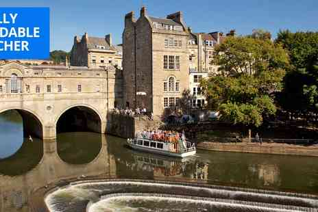 Brooks Guest House Bath - Overnight stay in Bath city centre with afternoon tea - Save 42%