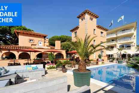 Hotel Barcarola - Four nights Costa Brava stay - Save 0%
