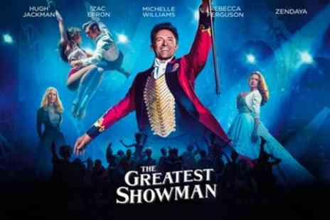 The Drive In at Troubadour Meridian Water - Tickets to see The Greatest Showman - Save 0%