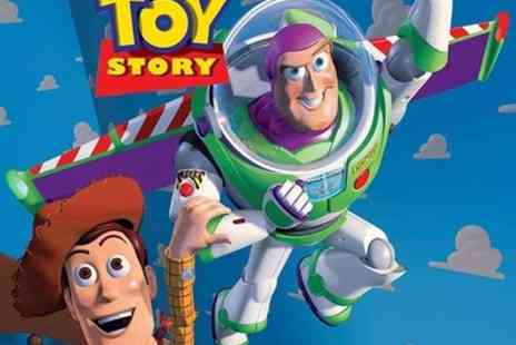 The Drive In at Troubadour Meridian Water - Tickets to see Toy Story - Save 0%