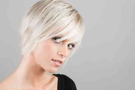 Hairways - Cut, Blow Dry, Conditioning and Optional Half Head Highlights or Full Head Colour - Save 51%