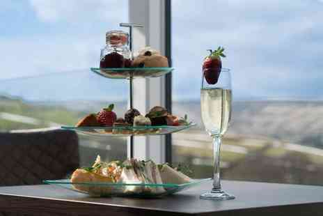Holmfirth Vineyard - Sparkling afternoon tea for two people - Save 35%