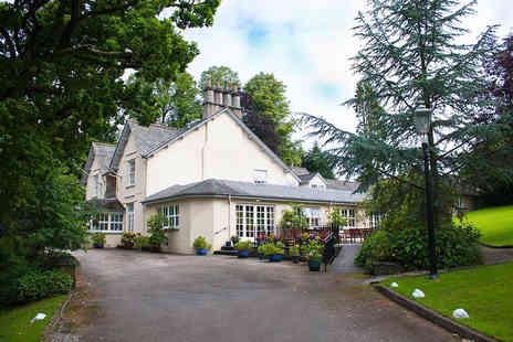 Briery Wood Country House Hotel - A Windermere, Lake District stay for two with breakfast - Save 46%