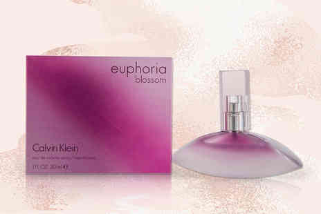 Bright Retail - 30ml limited edition Calvin Klein Euphoria Blossom eau de toilette spray - Save 0%