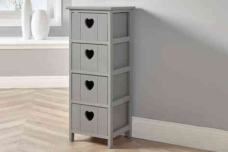 Furniture Dealz - Chest of Lovestack drawers - Save 74%