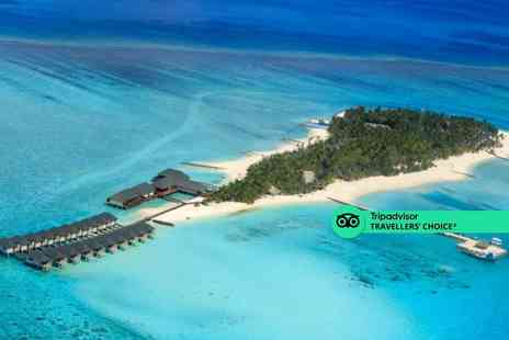 Weekender Breaks - A Maldives stay with return flights - Save 47%
