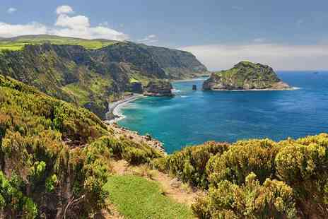 Weekender Breaks - An Azores, Portugal stay with return flights - Save 21%
