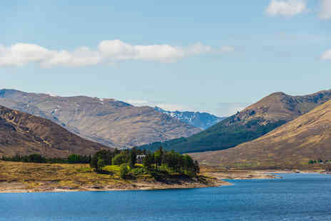 The Onich Hotel - A Scottish West Highlands stay for two people with breakfast - Save 48%