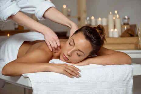 London Health and Wellbeing - One hour deep tissue massage - Save 73%