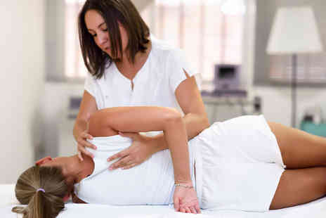 London Health and Wellbeing - Osteopath consultation and two treatments - Save 0%