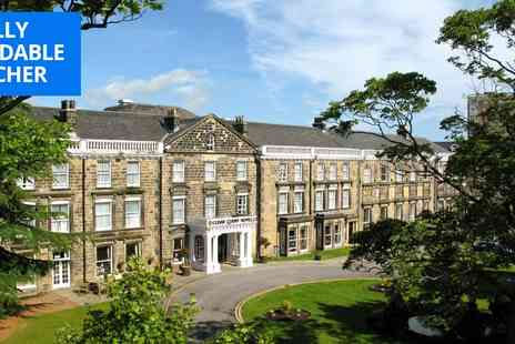 Cedar Court Hotel Harrogate - Harrogate getaway with meals - Save 51%