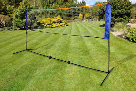 Who Needs Shops - 3m foldable net - Save 68%