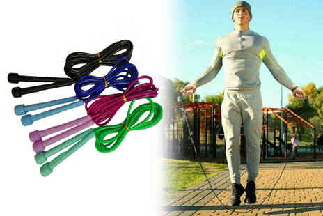 Wish Imports - Adults fitness skipping rope - Save 0%