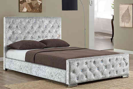 Home Discount - Arabella double bed frame - Save 0%