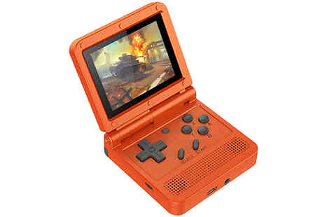Fantasy Supply - HD Mini Handheld Game Console - Save 50%