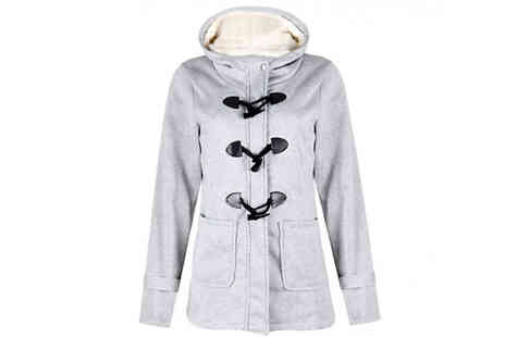 MBLogic - Hooded Long Sleeve Jacket - Save 79%