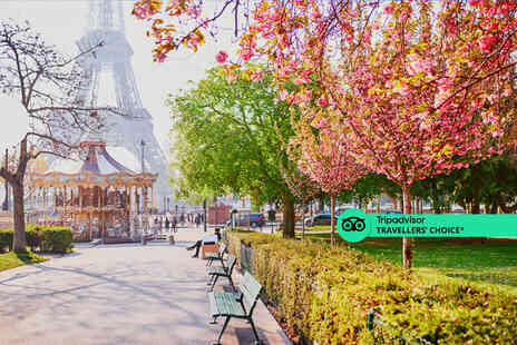 Fly Trip Travel - A Central Paris, France hotel stay with breakfast - Save 39%