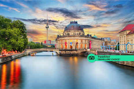 Fly Trip Travel -  Berlin, Germany hotel stay with return flights - Save 41%