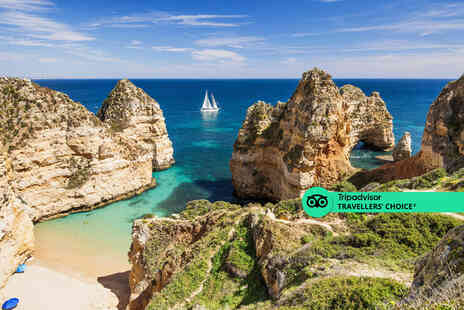 Fly Trip Travel - A self catered Algarve, Portugal hotel stay with return flights - Save 50%