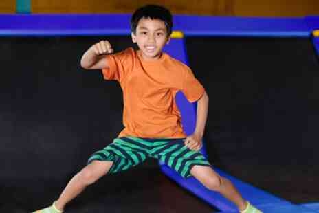 Fundamental Movement Academy - One Hour Trampoline or Gymnastics Kids Classes - Save 40%