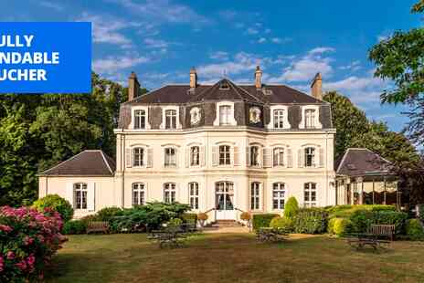 Najeti Hotel Chateau Clery - Three nights stay in a charming French chateau - Save 0%