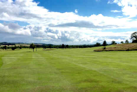 Alnwick Castle Golf Club - 18 hole round of golf for two people - Save 37%