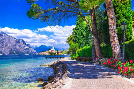 Bargain Late Holidays - A Lake Garda, Italy hotel stay with breakfast - Save 20%