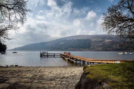 Rowardennan Hotel - A Loch Lomond stay with breakfast each for two - Save 45%