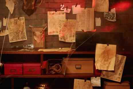 Game Over Escape Rooms Liverpool - Pirates of Caribbean Escape Room Game Up to Six - Save 42%