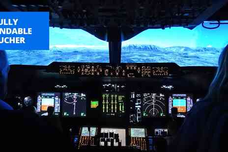 Flight Simulators Midlands - Flight simulator experience - Save 48%