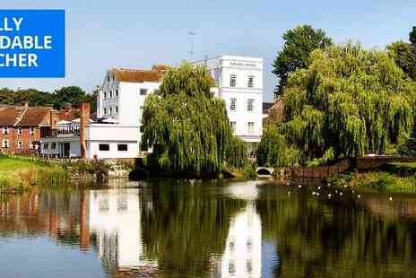 The Mill Hotel - Suffolk stay in a converted watermill - Save 54%