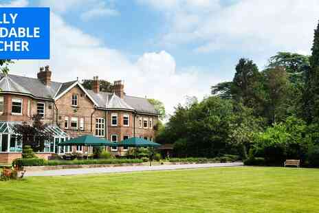 Best Western Burn Hall Hotel - Two nights North Yorkshire break including cream tea - Save 69%
