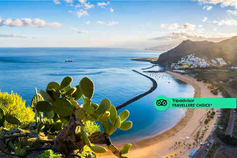 Deal of the Day Holidays - An All inclusive Tenerife, Spain stay with return flights - Save 33%