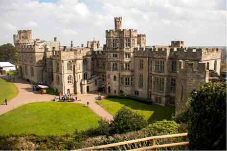 Virgin Experience Days - Winter Visit to Warwick Castle Two Adults and Two Children - Save 0%