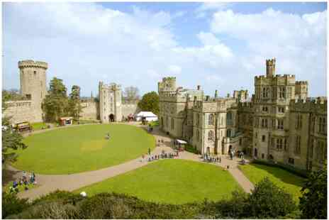 Virgin Experience Days - Winter Visit to Warwick Castle Two Adults - Save 0%