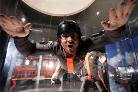 Virgin Experience Days - The Bear Grylls iFly and Assault Course - Save 0%