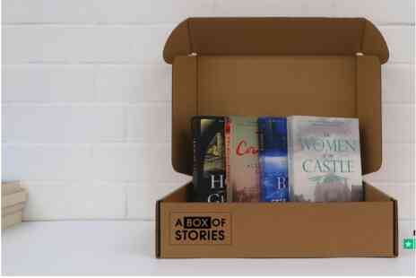 Virgin Experience Days - Choose Your Genre Surprise Box of Books - Save 0%