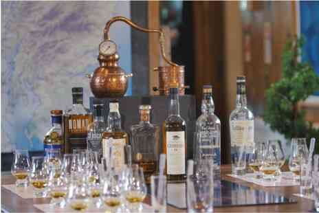 The Old School Distillery - Discover the Origins and History of Whisky with Tastings for Two - Save 0%