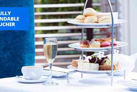 Alexander Hotels - Lavish' afternoon tea & prosecco for 2 - Save 44%