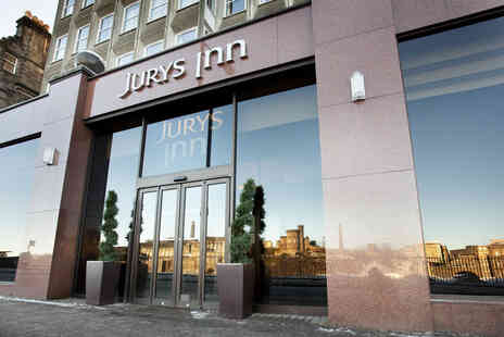 Jurys Hotel Management - A One, Two or Three nights stay with breakfast for two - Save 45%