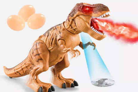 I Nod - Egg laying dinosaur toy - Save 0%