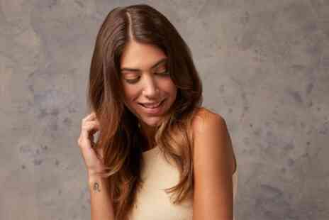 House of Colour Academy - Hair Wash and Blow Dry with Optional Cut and Highlights or Balayage - Save 48%