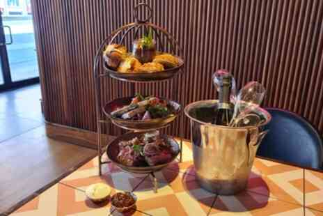 Central Oven & Shaker - Italian Afternoon Tea with Prosecco - Save 43%