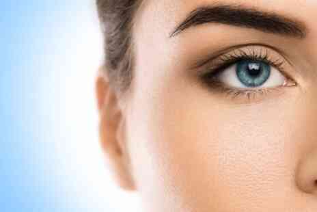 GlamourEyes Aberdeen - Henna Brows with Lash Tint or Dermaplaning with Mask or Peel - Save 42%