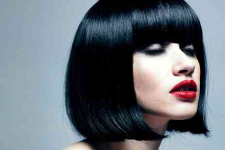 Jonathan Brown Hairdressing - Cut and Blow Dry with Optional Highlights or Full Head Colour - Save 44%