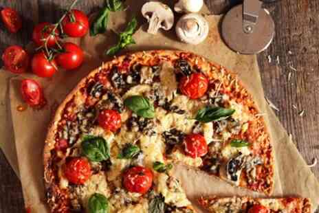 Sophies Italian Restaurant - Takeaway Pizza or Pasta with Soft Drink - Save 53%