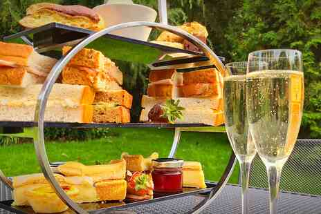 Alderley Edge Hotel - Prosecco afternoon tea for Two - Save 0%