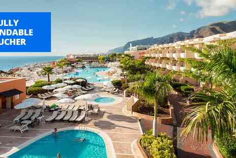 Landmar Costa Los Gigantes - All inclusive Tenerife resort week - Save 0%