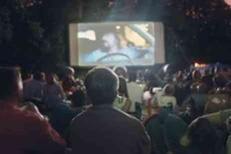 Pop Up Screens - Tickets to an Open Air Movie Night in Fulham - Save 50%