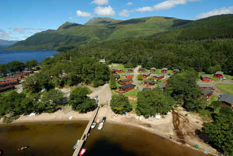Rowardennan Hotel - A Loch Lomond stay in a luxury lodge for four or six people - Save 34%